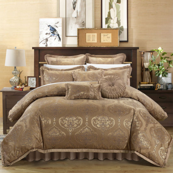 Chic Home Como 9 Pc Jacquard Comforter Set Jcpenney