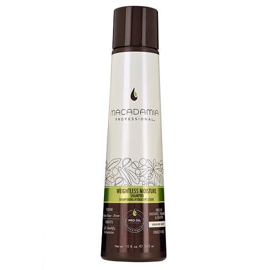 Macadamia Professional Weightless Moisture Shampoo - 10 oz.