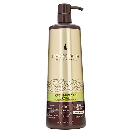 Macadamia Professional Nourishing Moisture Shampoo - 33.8 oz.