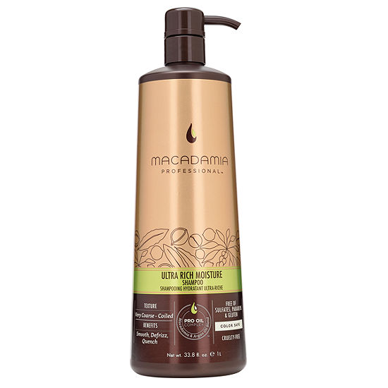Macadamia Professional Ultra Rich Moisture Shampoo - 33.8 oz.