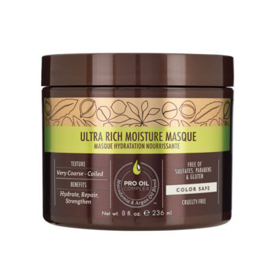 Macadamia Professional Ultra Rich Moisture Masque Hair Mask-8 oz.