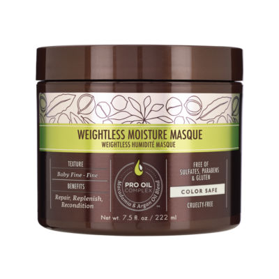 Macadamia Professional Weightless Moisture Masque Hair Mask-7.5 oz.