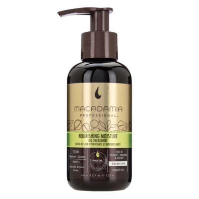 Macadamia Professional Nourishing Moisture Oil Treatment Hair Oil - 4.2 oz.