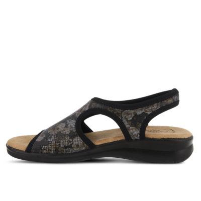 Flexus Womens Kina Flat Sandals