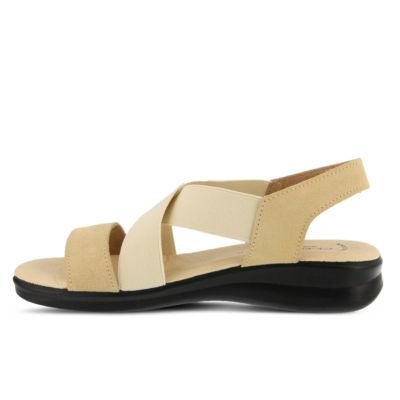 Flexus Womens Nagata Flat Sandals