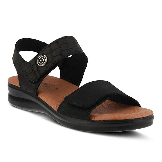Flexus Womens Komarra Flat Sandals