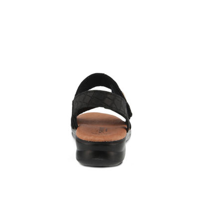 Flexus Komarra Womens Flat Sandals