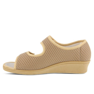Flexus Loren Womens Flat Sandals