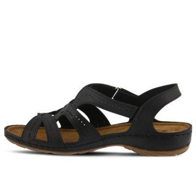 Flexus Womens Sambai Flat Sandals