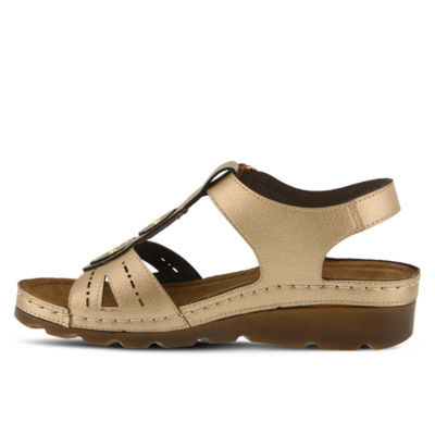 Flexus Womens Silas Flat Sandals