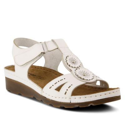 Flexus Womens Silas Flat Sandals