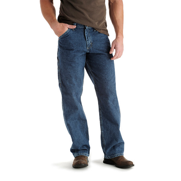 c5652d993ec0c Lee Carpenter Straight Leg Jean - Big and Tall. Lee Total Freedom ...