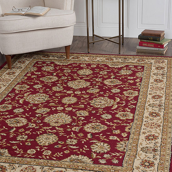 Tayse Elegance Raleigh Rectangular Indoor Rugs