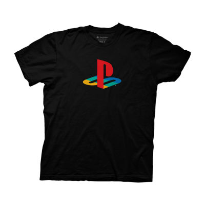 Playstation Logo Graphic Tee