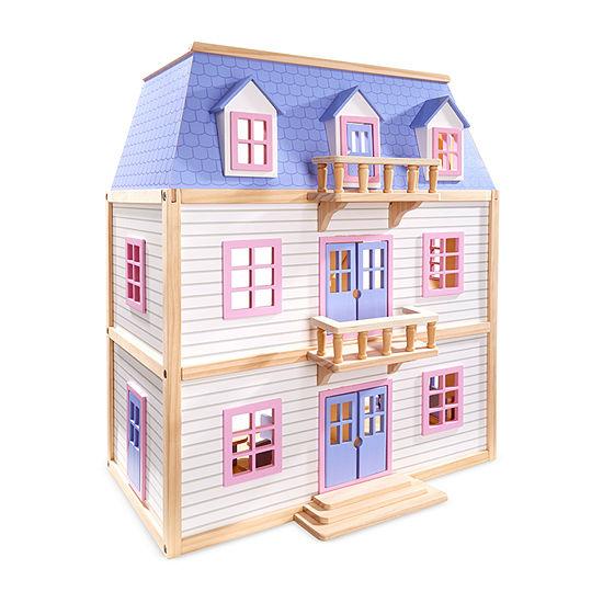 Melissa & Doug Dollhouse Dollhouse