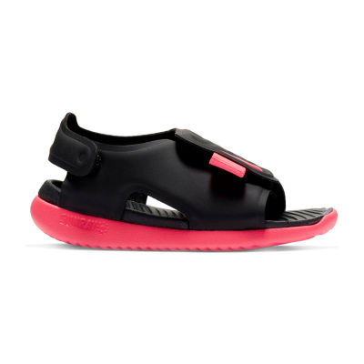 Nike Toddler Girls Sunray Adjust 5 Strap Sandals