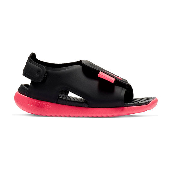Nike Toddler Girls Sunray Adjust 5 Strap Sandals