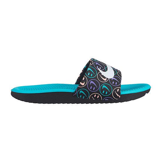 huge discount 92b0b 633fb Nike Little Kid Big Kid Girls Kawa Day Slide Sandals - JCPenney