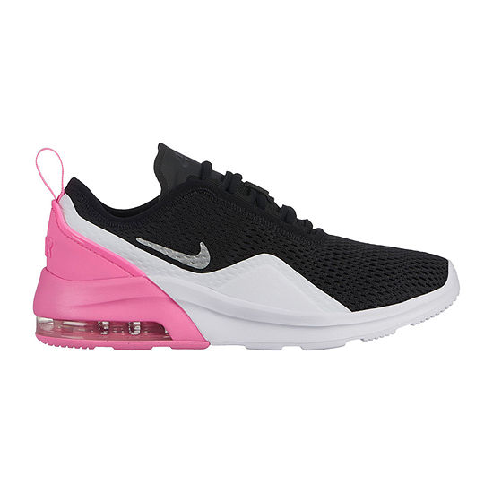 Nike Air Max Motion 2 Big Kids Girls Running Shoes Lace-up