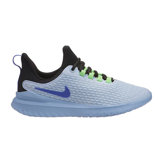 timeless design 40cfc c8826 Nike Renew Rival Boys Lace-up Running Shoes