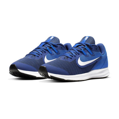 Nike Downshifter 9 Big Kids Boys Sneakers Lace-up
