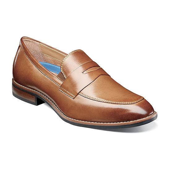 Nunn Bush Mens Fifth Ave Flex Slip-On Shoe