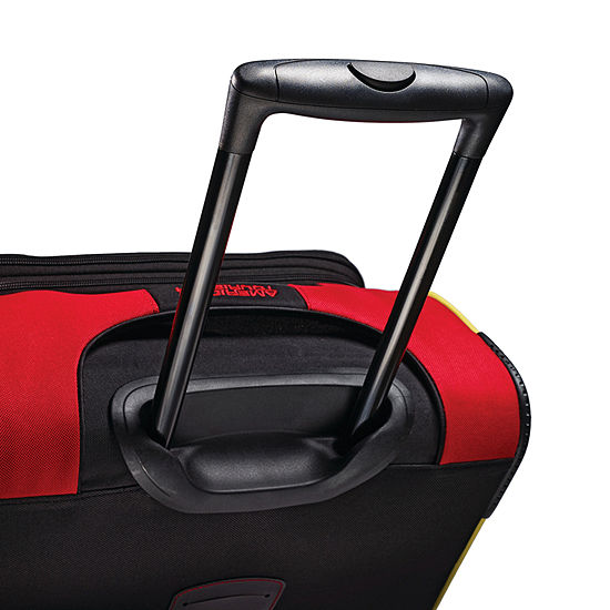 American Tourister Disney Mickey Pants 21 Inch Lightweight Luggage