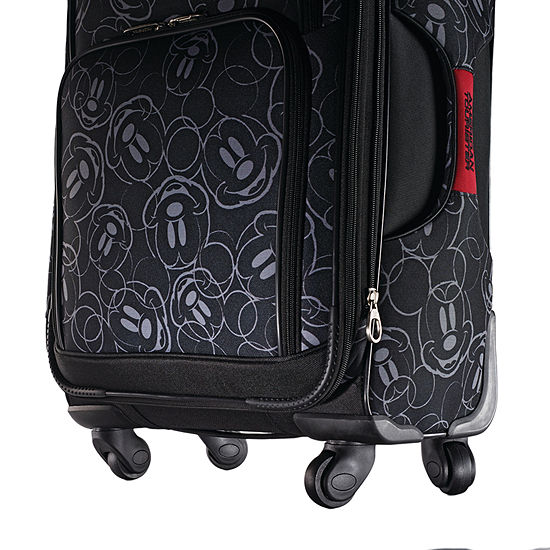 American Tourister Disney Mickey Mouse Face28 Inch Lightweight Luggage