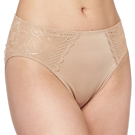 Ambrielle High Cut Lace Panty
