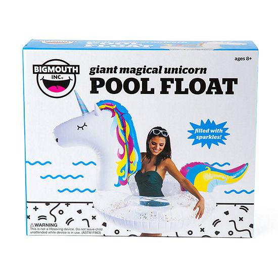 Big Mouth Bright Unicorn Pool Float