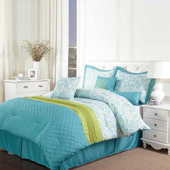 Bettina 7-pc. Comforter Set