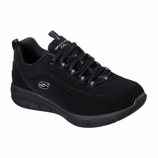 Skechers Synergy 2.0 Womens Walking Shoes Wide Width