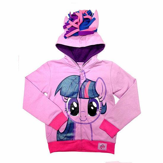 My Little Pony Girls Twilight Sparkle Hoodie