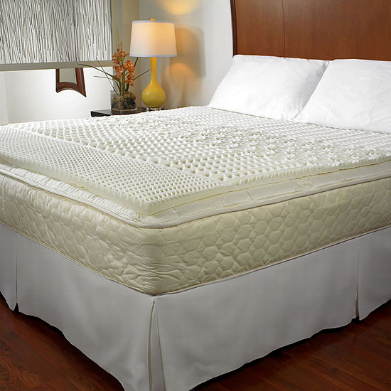 Pure Rest™ 5-zone Memory Foam Topper