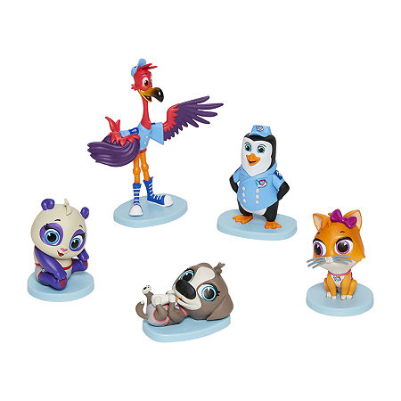Disney Collection 5-Pc. T.O.T.S. Playset, One Size