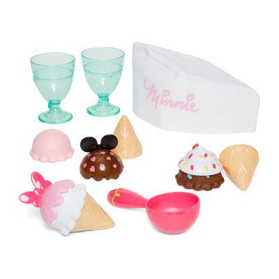 Disney Collection Minnie Mouse Ice Cream Set
