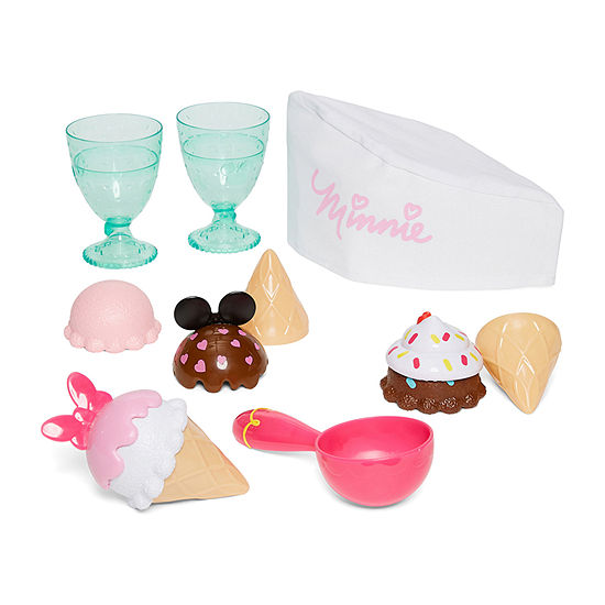 Disney Collection Minnie Mouse Ice Cream Set