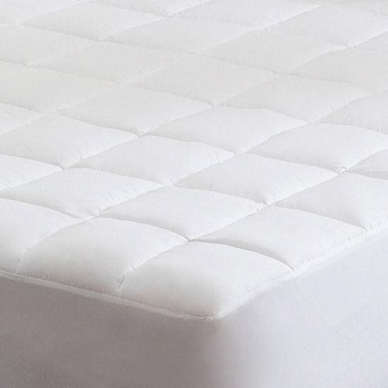Comfort Classics Linden 3M® Scotchgard® Microfiber Mattress Pad
