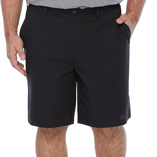 Msx By Michael Strahan Mens Stretch Chino Short-Big and Tall