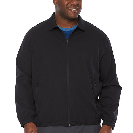 Msx By Michael Strahan Twill Midweight Track Jacket