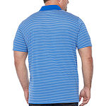 The Foundry Big & Tall Supply Co.Mens Short Sleeve Polo Shirt