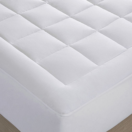 Sleep Philosophy Norwalk 1000tc Cotton Mattress Pad