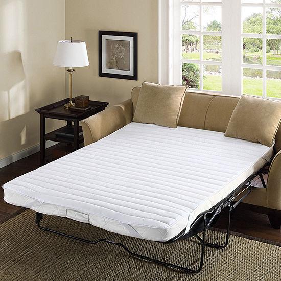Madison Park Essentials Frisco Micro Fiber Sofa Bed Mattress Pad