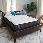 Sealy® Posturpedic Attendance Cushion Firm - Mattress + Box Spring