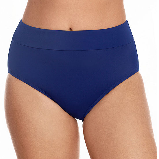 St. John's Bay Brief Bikini Swimsuit Bottom