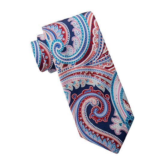 Collection by Michael Strahan Paisley XL Tie
