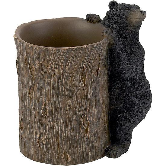 Avanti Black Bear Lodge Tumbler