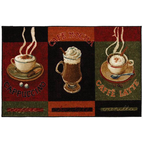 Mohawk Home Caffe Latte Washable Rug