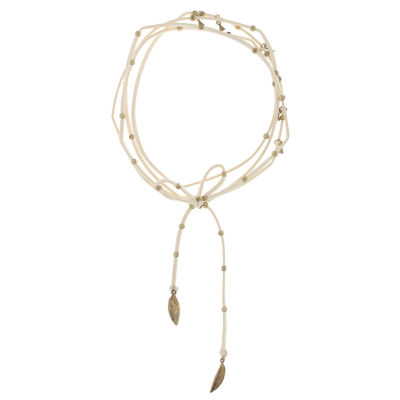 Capelli Of N.Y. Capelli Womens Choker Necklace