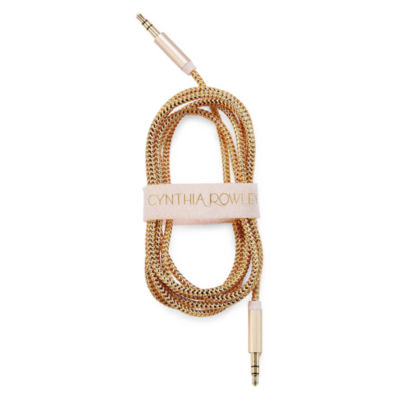 Cynthia Rowley Audio Cable